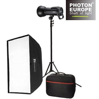 Photon Europe HD-601 HSS + OUTDOOR  SOFTBOX - SET
