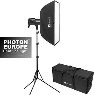 Photon Europe HD-TTL-610  + OUTDOOR  SOFTBOX - SET