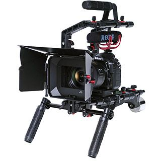 POWER DSLR Camera Rig + Mattebox