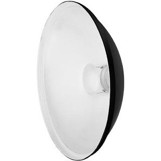 QZ-70 Beauty Dish Radar reflector biely