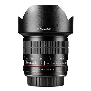 Samyang 10mm f/2,8 ED AS NCS CS Olympus/Panasonic MFT