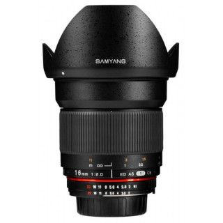 Samyang 16mm f/2.0 ED AS UMC CS MFT