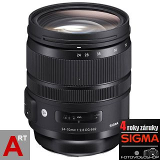 SIGMA 24-70mm f/2.8 L-mount
