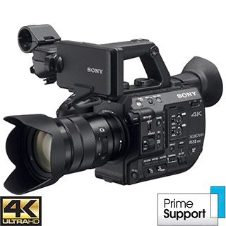 Sony PXW-FS5M2 kit (18-105 mm)