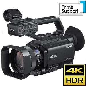Sony PXW-Z90 videokamera 4K HDR (Slow motion + Streaming, 3G-SDI)