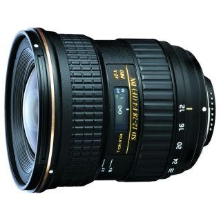 Tokina AT-X PRO DX 12-28 mm f/4 pre Canon