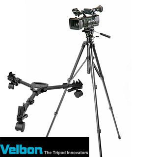 Velbon HDV-7000N + tripod dolly