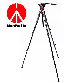 Videostatív Manfrotto HDV do 7kg