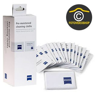 Carl Zeiss Moist Cleaning Wipes