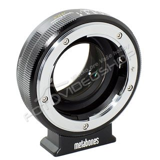 Metabones Nikon G to Emount Speed Booster ULTRA 0.71x (Black Matt)