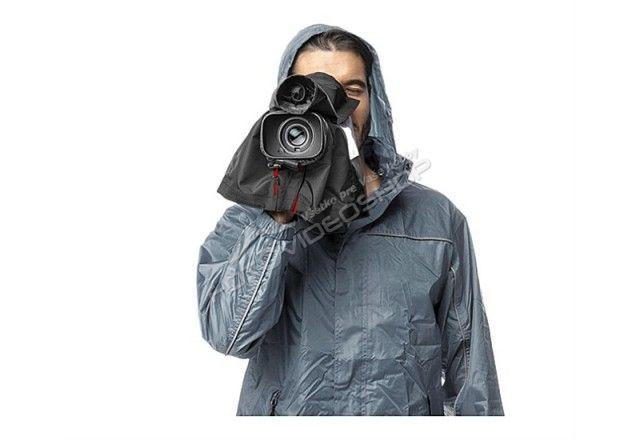 f0fcc9ad29 Praktická pláštenka pre malé videokamery Manfrotto CRC-13 PL pôsobí ako  ochranný obal pre malé DV kamery typu Sony MC50